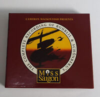 The Complete Recording Of Boubill & Schonberg's Miss Saigon 1990 2 CD