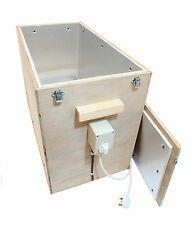 Honey Warming Cabinet, holds 2 x 30lb buckets honey, NEW