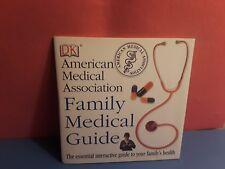 DK American Medical Association Family Medical Guide (CD-Rom, 1995, GSP)