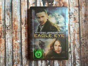 DVD: EAGLE EYE steelbook Shia LeBeouf, Michelle Monaghan, Billy Bob Thornton