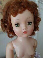 "New ListingVintage Madame Alexander Cissy 20"" Doll, 1950s, Red Hair, Arm Flaw"