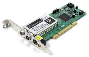 Leadtek Winfast TV2000 XP Expert PAL/SECAM Video Capture Tuner card.
