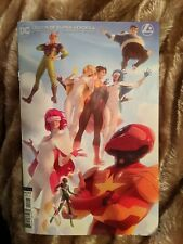 Legion of Super-Heroes #6 (DC Comics 2020) 1st Gold Lantern NM Garner Variant
