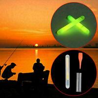 50stk Micro glow stick bite alarm Fishing 50 PCs verschiedene-Farben-bunt M Z5H2