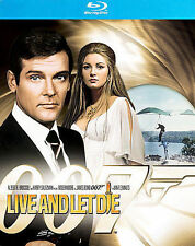 Live and Let Die (Blu-ray Disc, 2008, Checkpoint Sensormatic Widescreen)