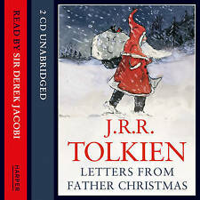 Letters From Father Christmas Abridged by J. R. R. Tolkien (CD-Audio, 2004)