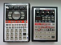 vinyl skin for Roland SP-404A or SX (Boss SP-303 style)