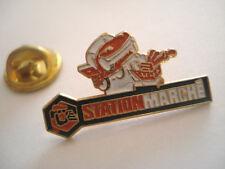 PINS RARE STATION MARCHE SUPERMARCHE INTERMARCHE STATION ESSENCE