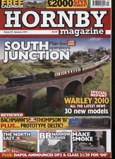 HORNBY MAGAZINE - January 2011