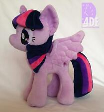 "My Little Pony: Princess Twilight Sparkle (Open Wings) 12"" Plush by 4DE"