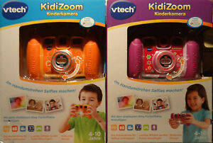 Vtech Kinderkamera Kidizoom 50 Foto Effekte / Video / orange/Pink Farbfilterring