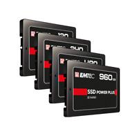 Emtec 240GB 480GB 960GB SSD SATA 3.0 III 2.5-Inch Internal Solid State Drive