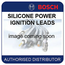 PEUGEOT 205 1.0i 07.92-09.98 BOSCH IGNITION CABLES SPARK HT LEADS B889