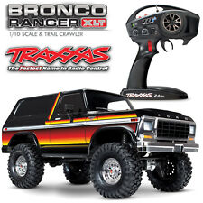 Traxxas trx82046-4 orange-rouge trx-4 1979er Ford Bronco 1-10 Crawler 2.4ghz