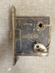 Vintage Russwin door lock