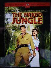 The Naked Jungle DVD 1954 Charlton Heston Eleanor Parker (MOD DVD-R)