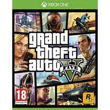 Grand Theft Auto V 5 (XBOX ONE) BRAND NEW *Free Post from Sydney*