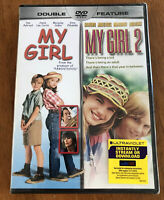 NEW - My Girl / My Girl 2 Double Feature (DVD, 2013) Factory Sealed