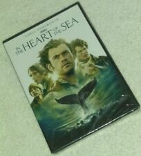 In The Heart Of The Sea DVD Chris Hemsworth brand new