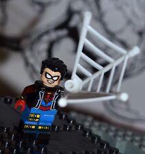 Sp40 Marvel Super Heroes Spider-Boy Peter Parker figure Spider-Man
