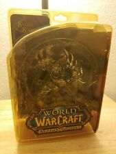 NEW World of Warcraft Series 3 Undead Rogue Skeeve Sorrowblade Action Figure