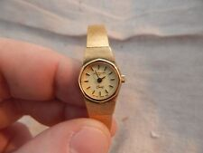 Vintage Wittnauer Gold Tone Ladies Watch