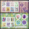 Japan 2018 MNH Gifts From Forest 2x 10v S/A M/S Birds Nature Flowers Stamps