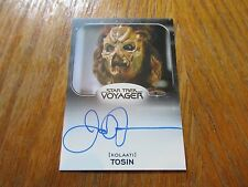 2017 Star Trek 50th Anniversary James Horan as Tosin Autograph