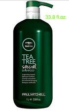 Paul Mitchell Tea Tree Special Shampoo 1000ml Super Size New