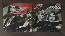 Hand Signed original VINYL Album STATUS QUO - ROSSI PARFITT COGHLAN + COA