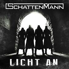 SCHATTENMANN-LICHT AN -DIGI- USED - VERY GOOD CD