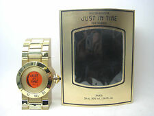 Just in Time for WOMAN By Parfums Logo 1.6 oz Eau de Parfum Spray , HTF