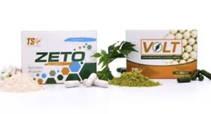 TS LIFE Belly Buster 20 Zeto 20 Volt Capsules Weight Loss Burn Keto Free Gift 🎁