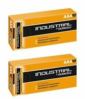 20 X Duracell AAA Industrial MN2400 Battery Alkaline Replaces Procell Exp 2023