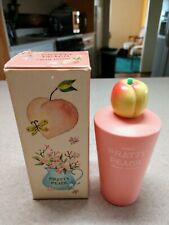 Avon Pretty Peach cream lotion full