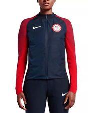 NWT NIKE Women's Dynamic Reveal Olympic Team USA Jacket Large 809511-451 $450
