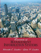 Essentials of Management Information Systems (8th Edition) by Jane P. Laudon