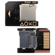 New OEM Micro SD Memory Card SD2Vita Adapter Socket For PS VITA 3.60 Henkaku