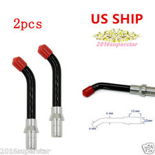 2pc Universal Dental LED Curing Light Cure Guide Rod Tip 10mm USA  2-5day Arrive