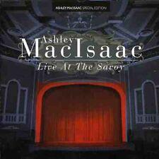Ashley MacIsaac - Live at the Savoy [New CD]