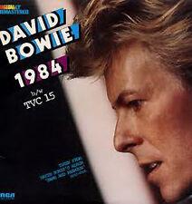 David Bowie, 1984 / TVC 15, NEW/MINT U.S. promo 12 inch vinyl single