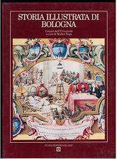 TEGA WALTER STORIA ILLUSTRATA DI BOLOGNA VOLUME VII AIEP 1989 EMILIA ROMAGNA