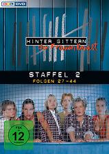 4 DVDs  * HINTER GITTERN - DER FRAUENKNAST : STAFFEL 2 # NEU OVP §