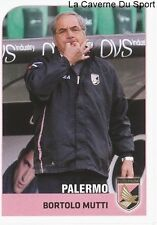 BORTOLO MUTTI # ITALIA US.PALERMO RARE UPDATE STICKER CALCIATORI 2012 PANINI