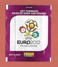 Closed Panini Packet - Dutch Nederlands Door de Ogen van ORANJE Euro 2012