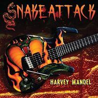 Harvey Mandel - Snake Attack [New CD]