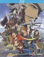 2 Blu ray Box Cofanetto SENGOKU BASARA SAMURAI KINGS serie completa Stg.1 + OAV
