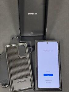 Samsung Galaxy Note20 5G -128GB - Mystic Gray (Verizon-UNLOCKED) + Otterbox