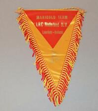 OLD FOOTBALL CLUB pennant-Calendula Team LRC Holland.