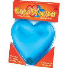 scaldino autoriscaldante a forma di cuore 10 cm basta pigiarlo per attivarsi